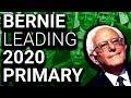 Breaking: Bernie Takes Lead in 2020 Democratic Primary
