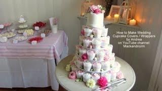 How to Make Cupcake Covers