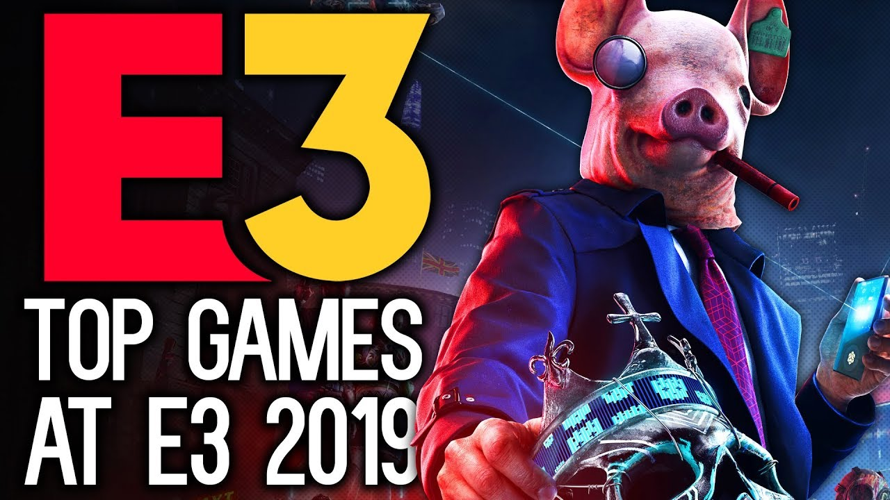 11 of the Best Games at E3 2019