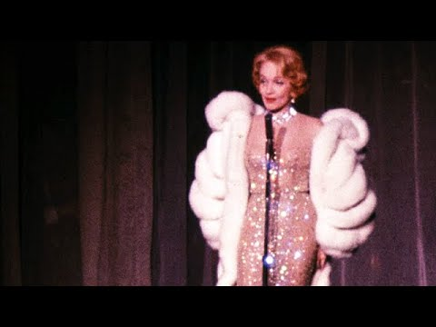 Marlene Dietrich Phone Call (1989): Fall of the Berlin Wall. (Ich hab' noch einen Koffer in Berlin)