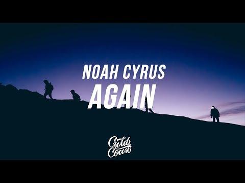 Noah Cyrus - Again (feat. XXXTENTACION) [Alan Walker Remix] (Lyrics / Lyric Videos)