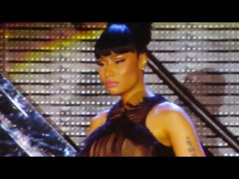Nicki Minaj - Marilyn Monroe - The Pinkprint Tour 2015