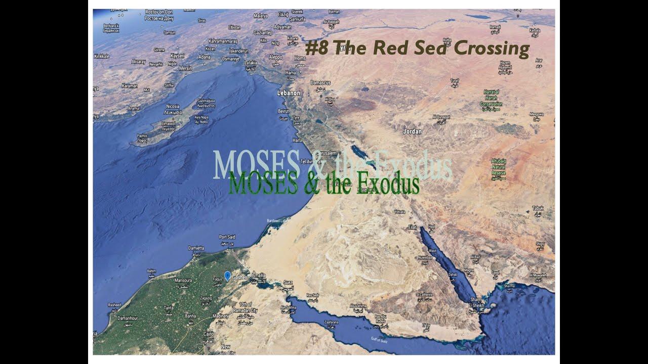 Ridley Scott Blames Lack of Diversity in Exodus on Needing ... |The Red Sea Crossing Heston