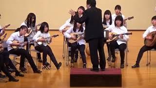 舞踊風組曲第2番 : 久保田孝 静岡県立静岡高等学校マンドリン部