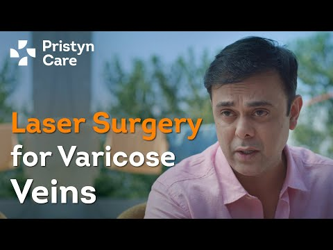 Varicose Veins Laser Surgery at Pristyn Care | ft. Sumeet Raghavan | Simplifying Surgery Experience
