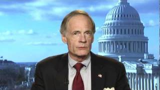 Senator Tom Carper Discusses the First State National Historical Park Act of 2011