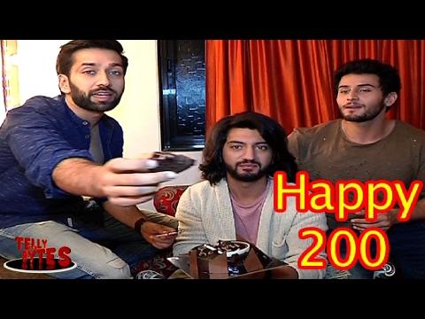EXCLUSIVE   Congratulations! Ishqbaaaz Hits 200