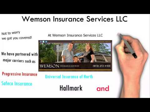 Wemson Insurance LLC | Get Car Insurance Quotes From Multiple Insurers in Garland