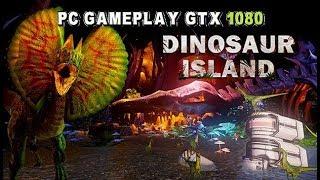DinosaurIsland PC Gameplay (1080p/60fps).