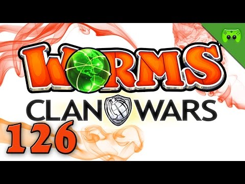 WORMS CLAN WARS # 126 - Departed - Unter Würmern «» Let's Play Worms Clan Wars | Full HD