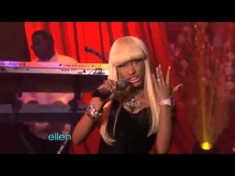 Nicki Minaj - Moment 4 Life Live On The Ellen Show