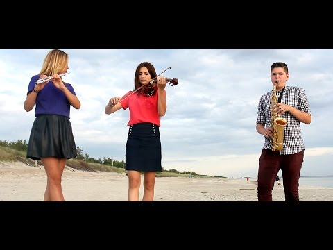 Hallelujah violinflutesaxophone   ANATrio