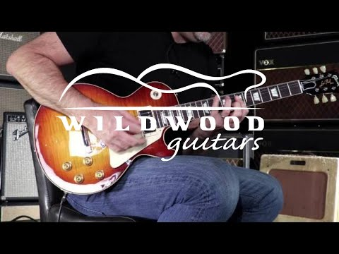 Gibson Custom Shop Historic Featherweight Wildwood Spec 1959 Les Paul Gloss  •  SN: 942922