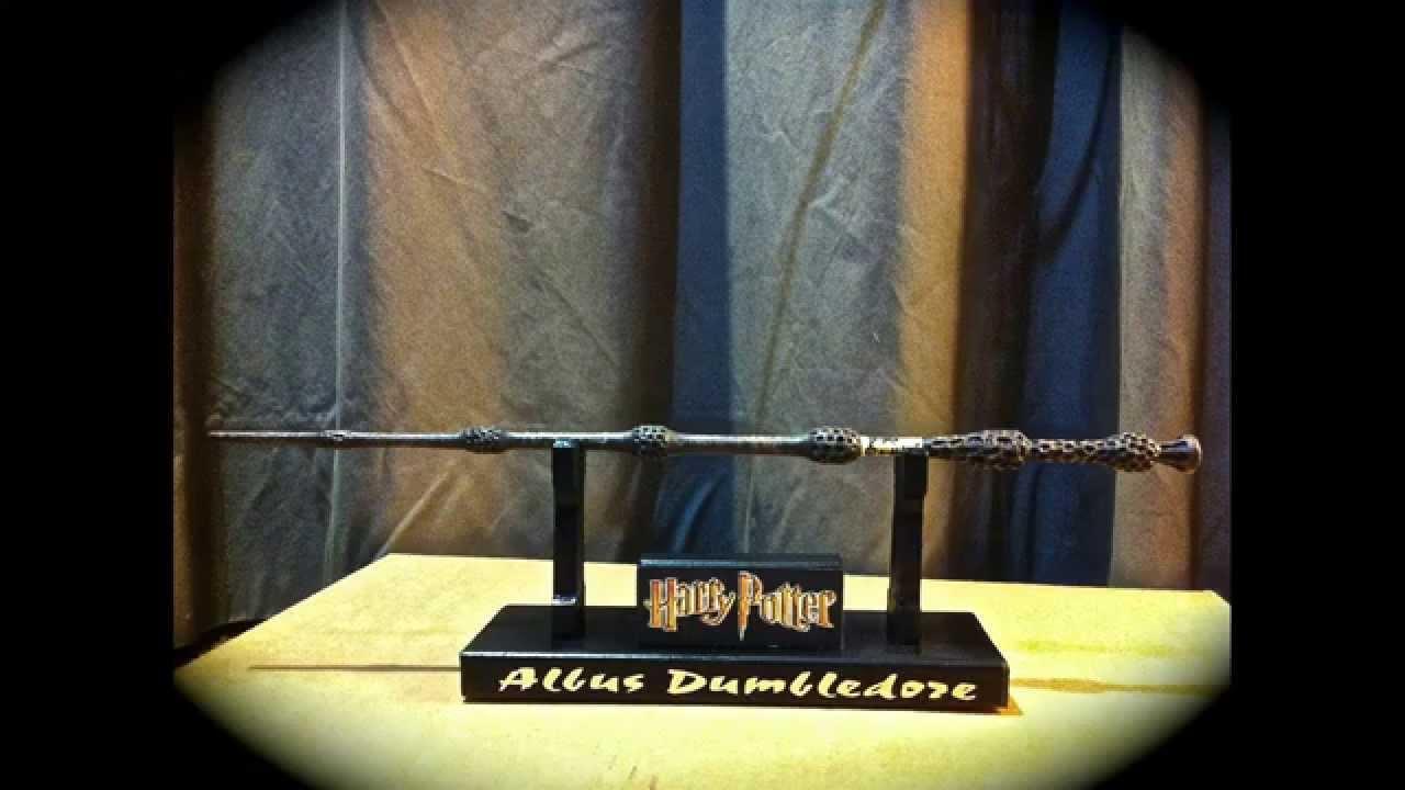 George 39 s darmis harry potter albus dumbledore magic wand for Buy dumbledore s wand