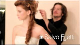 SPOSABELLA - New Collection 2013 - Salvo Filetti - Hairdesigner - Sposa - Wedding
