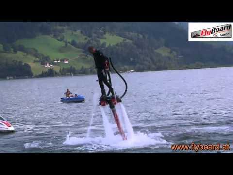 Flyboard Kurse - Neuer Wassersport Trend von Zapata Racing