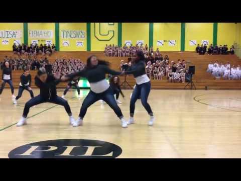 Roosevelt High School Dance Team Portland Oregon