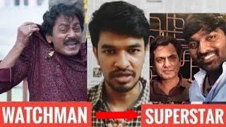 Petta Villain Story | Tamil | Nawazuddin Siddiqui | Madan Gowri | MG