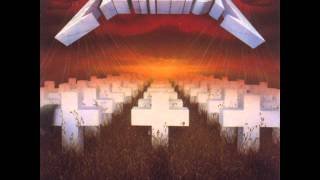 Master of Puppets Full Album (HQ)