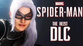 Прохождение Spider-Man PS4: The Heist DLC [2018] — Часть 1: ЧЕРНАЯ КОШКА