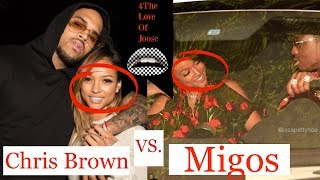 Chris Brown VS. Migos