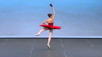 Silvia Simeone - 2016 Prix de Lausanne finals - Classical variation
