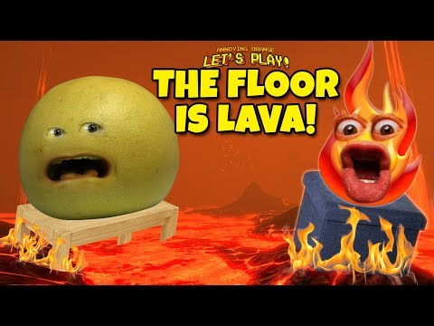 The Floor is Lava: KETCHUP! [Grapefruit]
