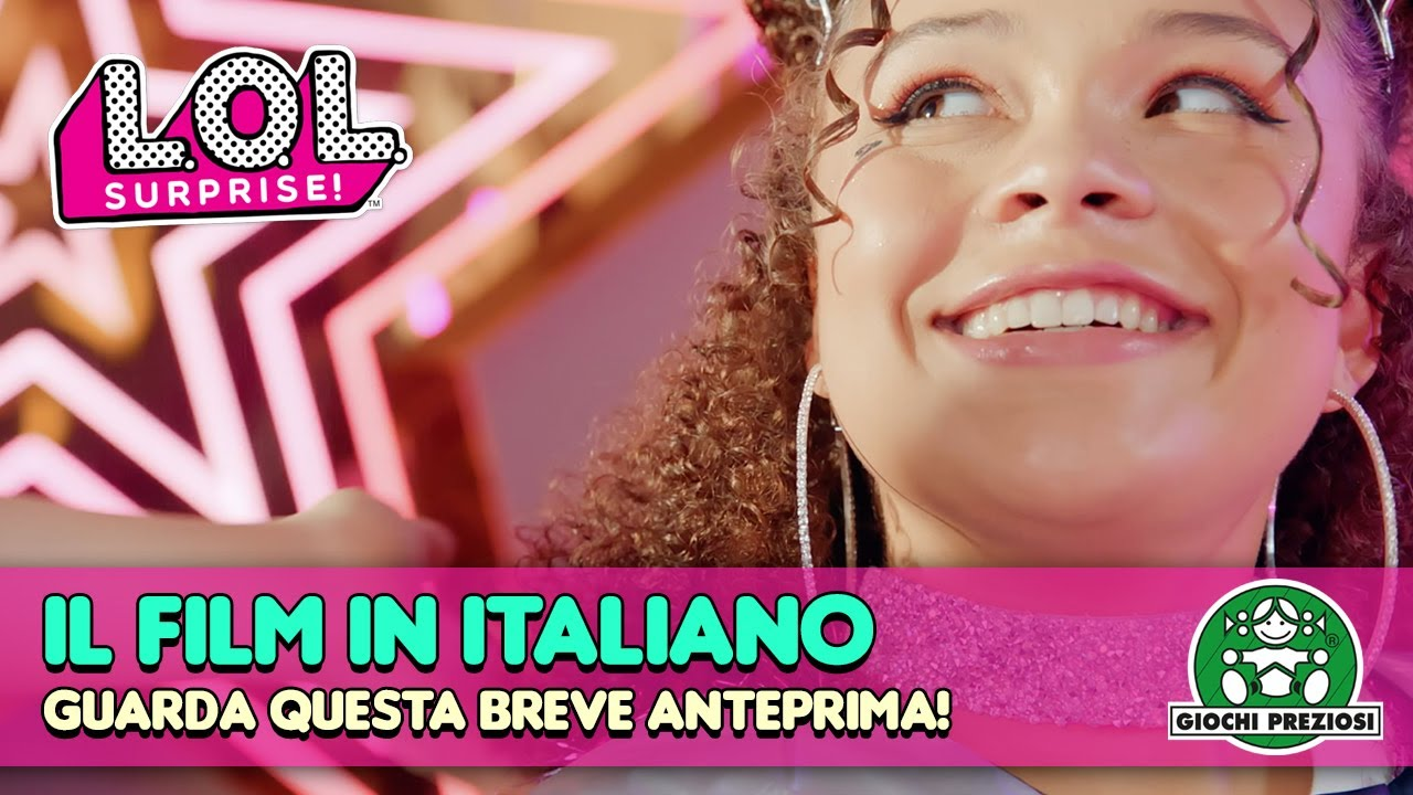 L.O.L. Surprise! Big Screen ⭐️2 ur Screen ⭐️ Il Film in Italiano: il 14 Giugno online!