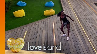 Priscilla busts a move in the talent show | Love Island Series 6
