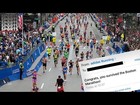 Adidas Really Messed Up Their Boston Marathon Email