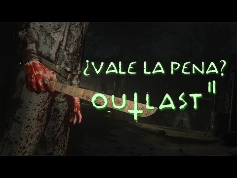 ¿Vale la pena Outlast 2?