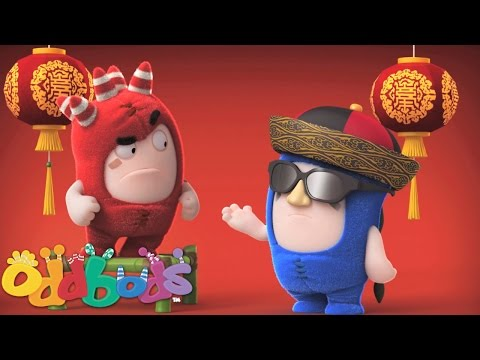 Oddbods | Chinese New Year Red Packet