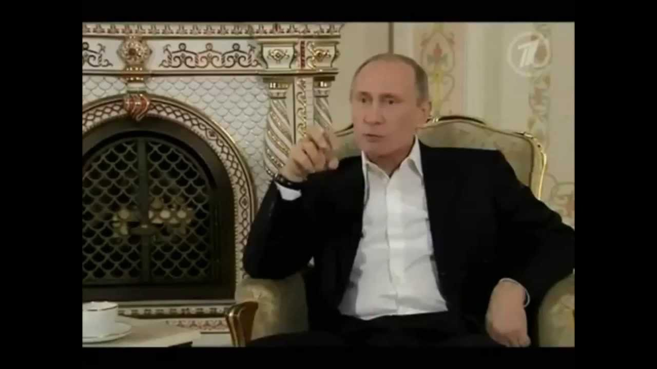 Путин без всяких купюр о США(смотреть всем)