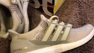 """""""REVIEW"""" $70 Ultra Boost 1.0 Rep CREAM from Chan!"""