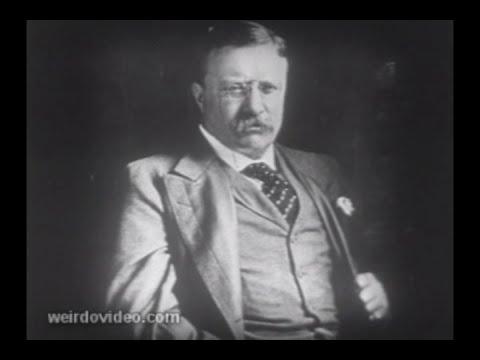 Newsreel: Teddy Roosevelt - 1953
