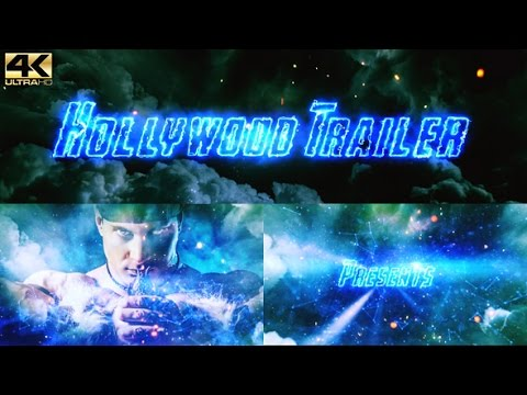 Epic Hollywood Trailer | After Effects template