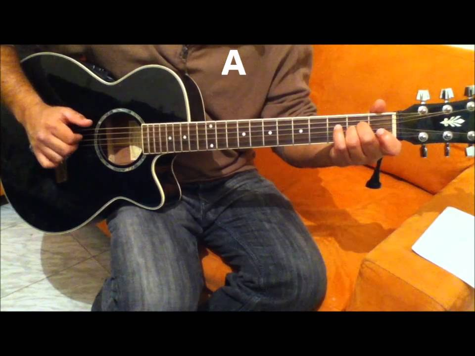 Jessie J - Who You Are - How To Play On Guitar - Real Chords - HD ...
