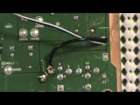 xbox 360 slim internal diagram xbox 360 slim wire diagram xbox 360 slim internal led install guide part 1 - youtube