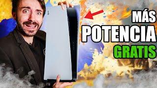 Actualización GRATIS de PS5 mejora POTENCIA 😱 Gráficos, Rendimiento, Juegos - Kena Bridge of Spirits