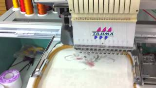 Today at EYB Promotions: Custom Embroidery