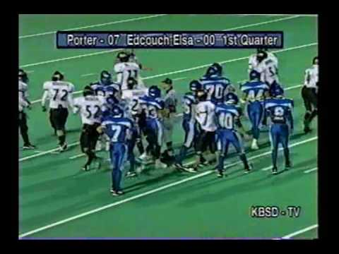 Porter vs Edcouch 10-30-03