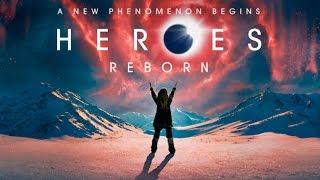 Герои: Возрождение 1 сезон / Heroes Reborn - русский трейлер (2015)