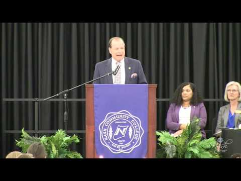 Nash Community College Summer Health Sciences Recognition Ceremony