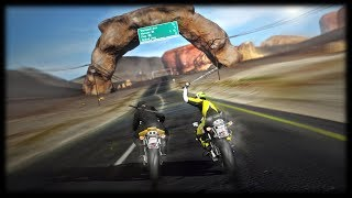 The real kickin ass game Road Redemption Gameplay