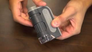 Carson Optical MicroBrite Plus MM-300HD