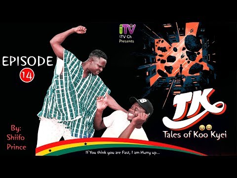Shiifo Comedy itv gh Episode 14