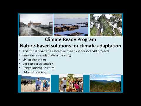Climate Ready Grant Round 5 Informational Webinar
