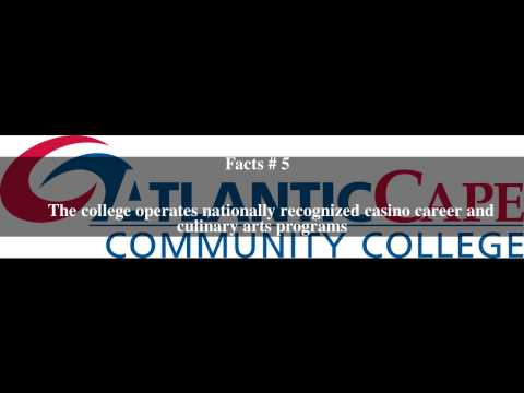 Atlantic Cape Community College Top # 11 Facts