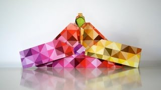 Origami - Impératrice