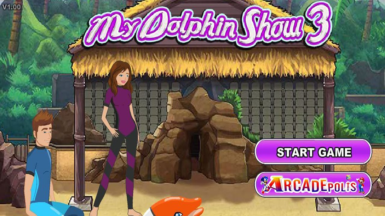 Dolphin Games Free Online